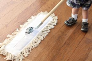 How to Use Dry Mops for Floors